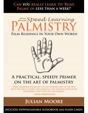 palmistry book cover