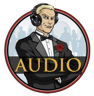 james bond cold reading audio graphic