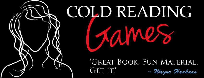 cold reading games book