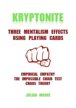 kryptonite mentalism card tricks
