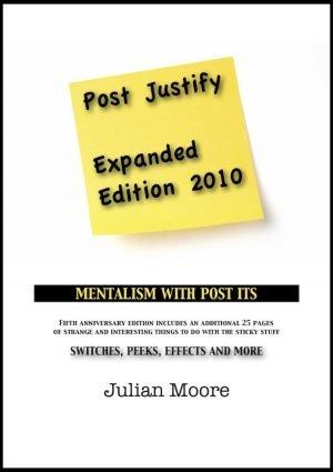 mentalism post justify cover