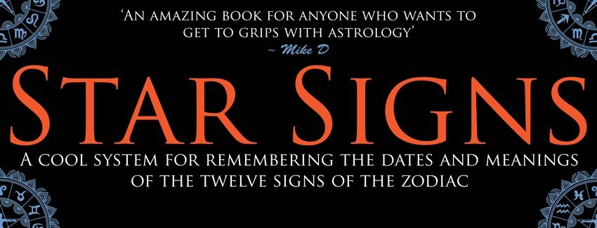 star signs book