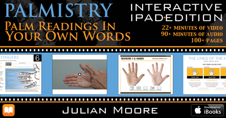 palmistry interactive facebook graphic