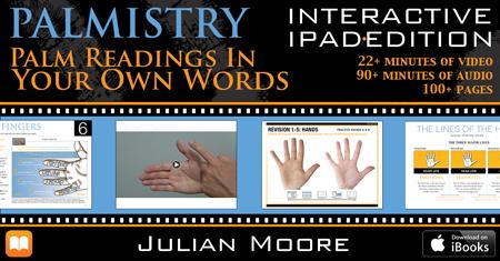 Palmistry Interactive – A Handy Timeline