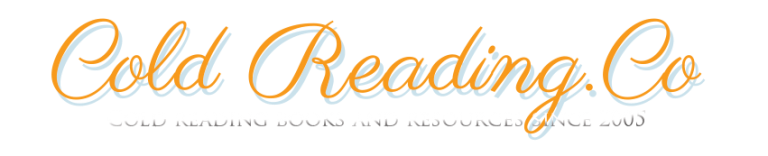 cold reading company banner 1