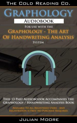 graphology audio promo graphic