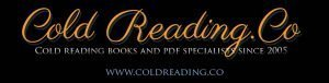 cold reading company banner